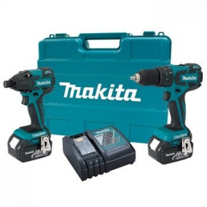 best 18v cordless drill in my opinion is the Makita brushless cordless drill