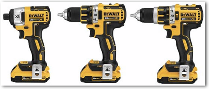 Dewalt 20v Max XR reviews and ratings