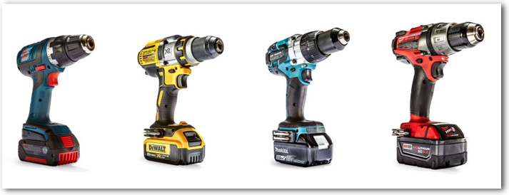 Who wins the best cordless hammer drill showdown?