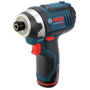 bosch 12v impact driver ratings