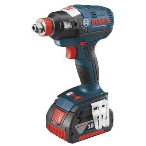 Bosch 18v Brushless Hybrid Impact Driver And Wrench