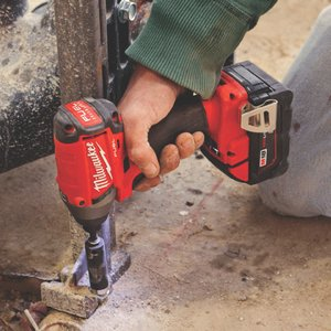 Read our Milwaukee impact driver M18 review