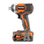 Read our Ridgid impact driver review