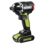 Read our inclusive review of the 20v Rockwell impact driver