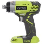 Check out our Ryobi one impact driver 18v review to see if this driver is right for you.