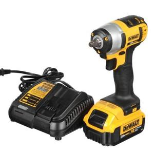 Do Not Be Fooled By The Compact Size And Light Weight Of This Cordless Impact Wrench As It Is Extremely Ful Add To Its Long Battery Life